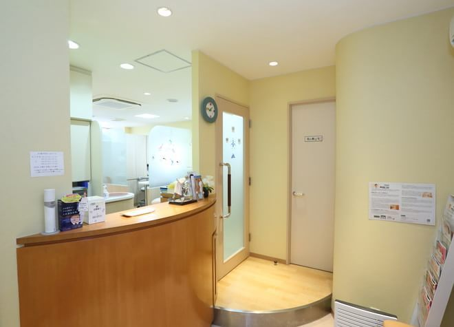 永福町駅 北口徒歩 1分 原田歯科医院の院内写真2
