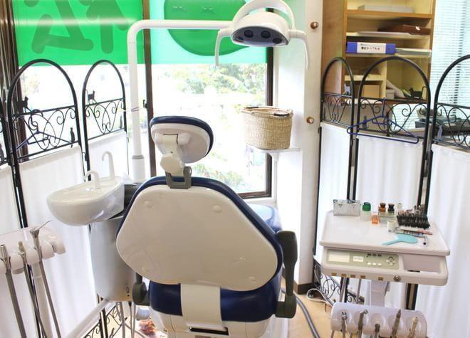 西新駅 4番出口徒歩3分 松尾歯科医院の院内写真1