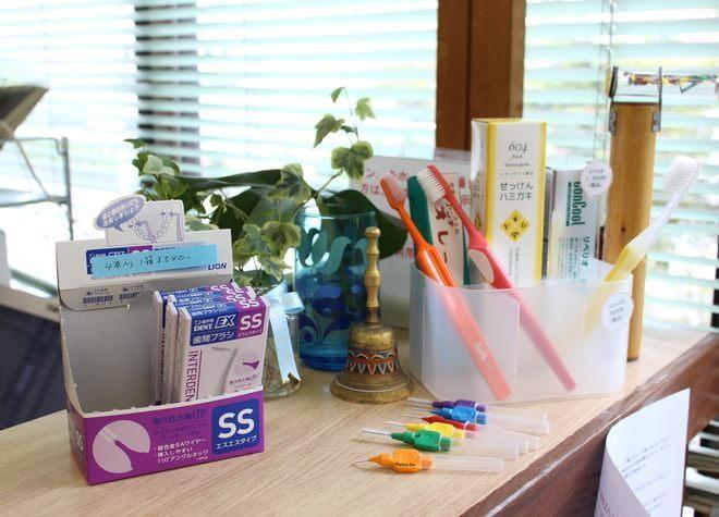 西新駅 4番出口徒歩3分 松尾歯科医院の院内写真4