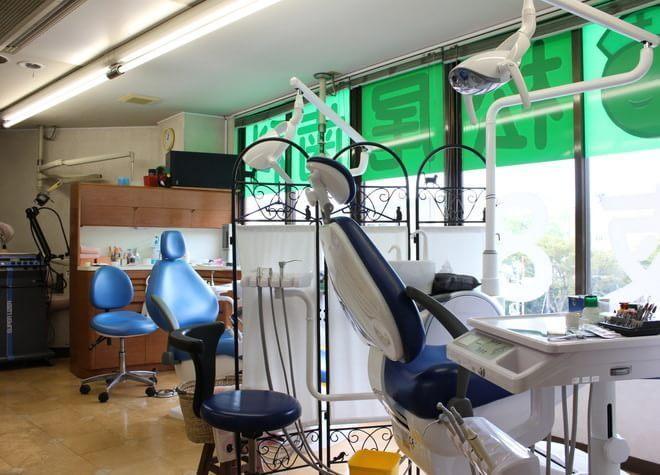 西新駅 4番出口徒歩3分 松尾歯科医院の院内写真6