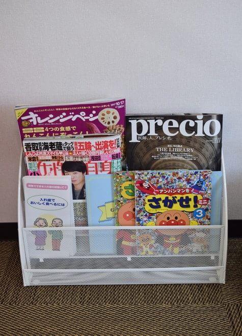 播磨高岡駅 出口徒歩8分 大前歯科の院内写真5