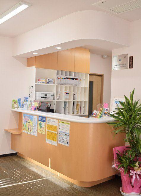 播磨高岡駅 出口徒歩8分 大前歯科の院内写真3