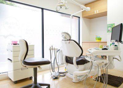 あびこ駅4番出口 徒歩3分 あびこファミリー歯科の院内写真4