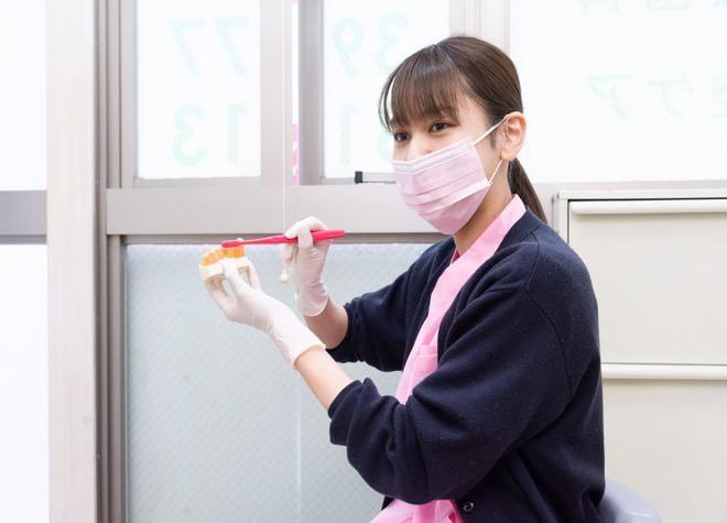 成増駅 南口徒歩 1分 歯科タケダクリニック成増ステーションのスタッフ写真3