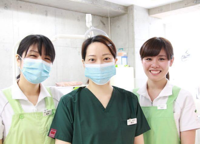 成増駅 南口徒歩 1分 歯科タケダクリニック成増ステーションのスタッフ写真4