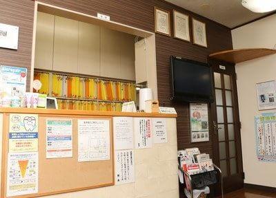 海老名駅 東口バス10分 柴垣歯科医院の院内写真3