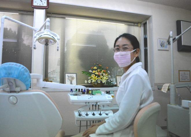 安積永盛駅 出口車9分 松井歯科医院のスタッフ写真2