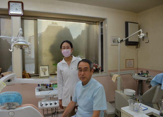 安積永盛駅 車9分 松井歯科医院のスタッフ写真3