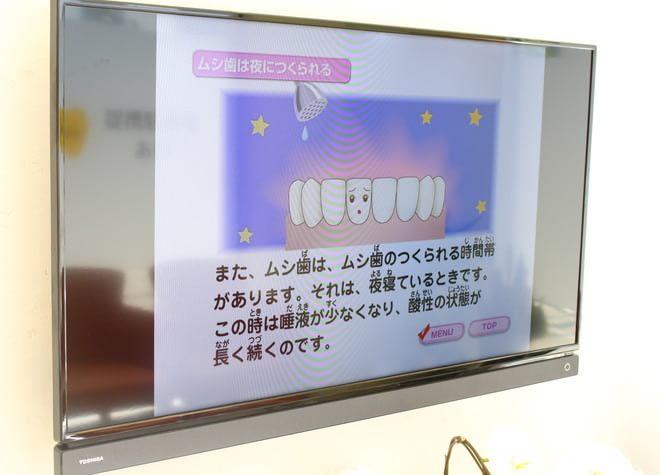江坂駅 出口徒歩 3分 はやし歯科クリニックの院内写真3