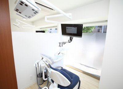 お口の健康をサポート!患者さん自身の歯を守るよう努める