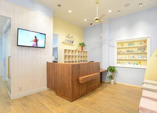 寝屋川市駅 出入口2徒歩 5分 かわさき歯科医院の院内写真2