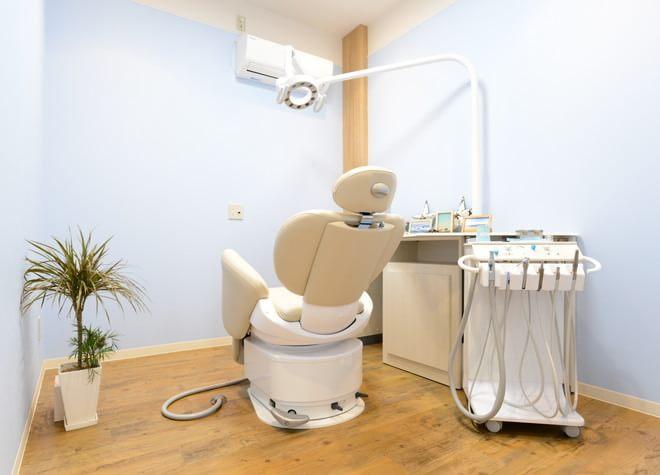 寝屋川市駅 出入口2徒歩 5分 かわさき歯科医院の院内写真5