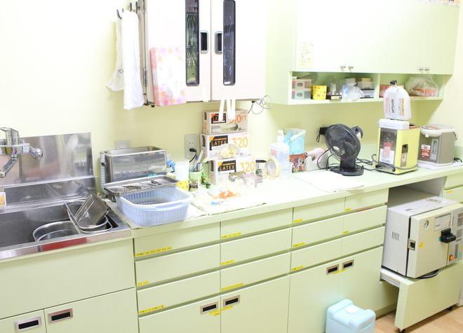 大森駅(東京都) 北口徒歩7分 アリスバンビーニ小児歯科大森診療所の院内写真1