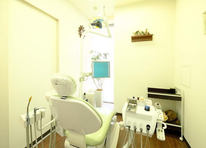 大和駅(神奈川県) 出入口1徒歩13分 こころ歯科大和クリニックの治療台写真3