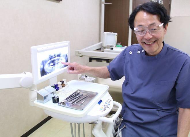 蕨駅 西口徒歩 1分 小野寺歯科医院のスタッフ写真2