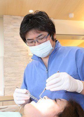朝霧駅 出口バス6分 こうの歯科医院のスタッフ写真1