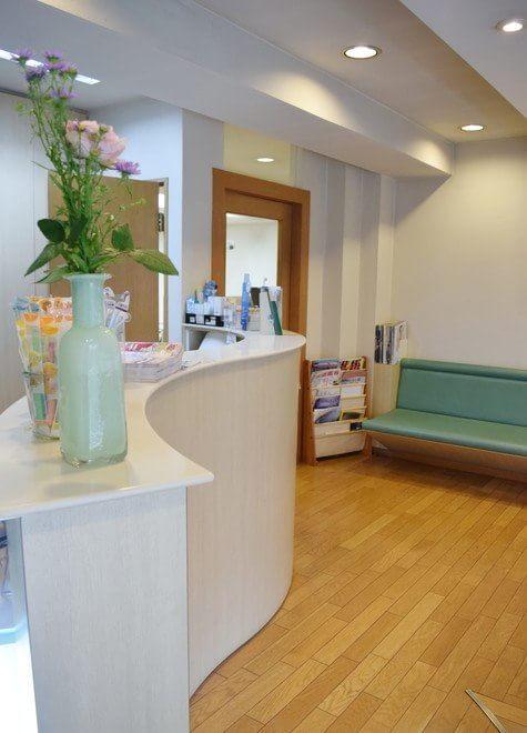 甲子園口駅 南口徒歩 5分 いのうえ歯科医院の院内写真3