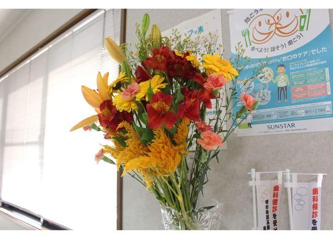 堺東駅 出口車 5分 堀歯科医院の院内写真3