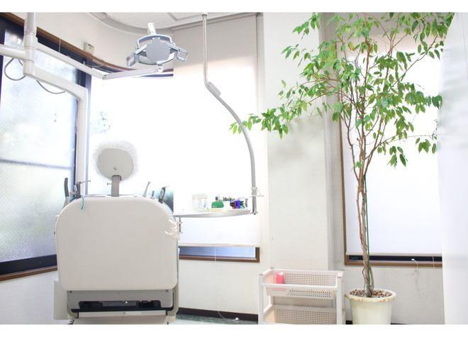 堺東駅 出口車 5分 堀歯科医院の治療台写真5