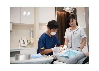 土山駅 出口バス 5分 加古川アップル歯科のスタッフ写真2