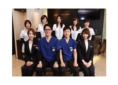 土山駅 出口バス 5分 加古川アップル歯科のスタッフ写真5