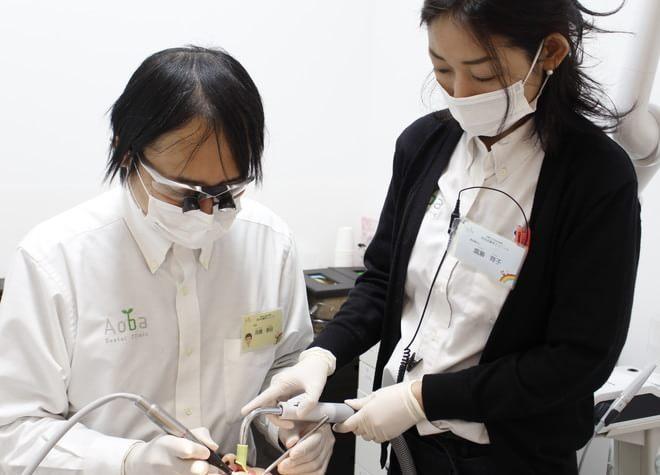 金沢駅 徒歩16分 あおば歯科クリニックのスタッフ写真6