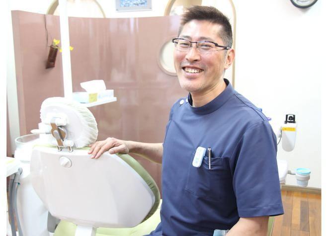三鷹駅南口 徒歩10~12分 松崎歯科医院の松崎歯科医院の院長先生写真7