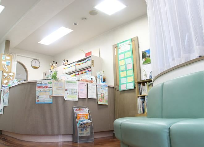 三鷹駅 南口徒歩 10分 松崎歯科医院の院内写真3
