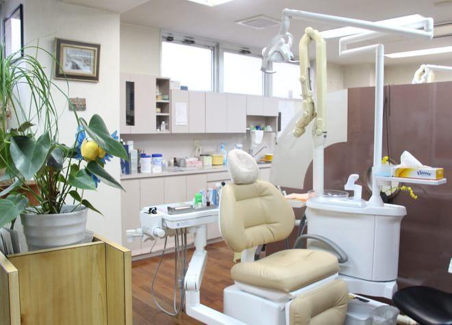 三鷹駅南口 徒歩10~12分 松崎歯科医院の松崎歯科医院の診療台写真4
