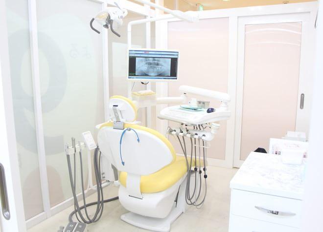 本川越駅 出口徒歩 1分 本川越歯科の治療台写真7