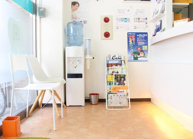 下高井戸駅 北口徒歩 1分 下高井戸こたく歯科医院の院内写真3