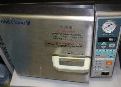 恵比寿駅 5番出口徒歩 1分 クォードレイトデンタルオフィスの院内写真4
