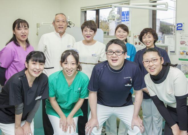 柏駅 西口車 10分 青野歯科医院写真1