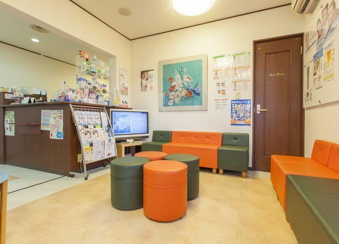柏駅 西口車 10分 青野歯科医院の院内写真3