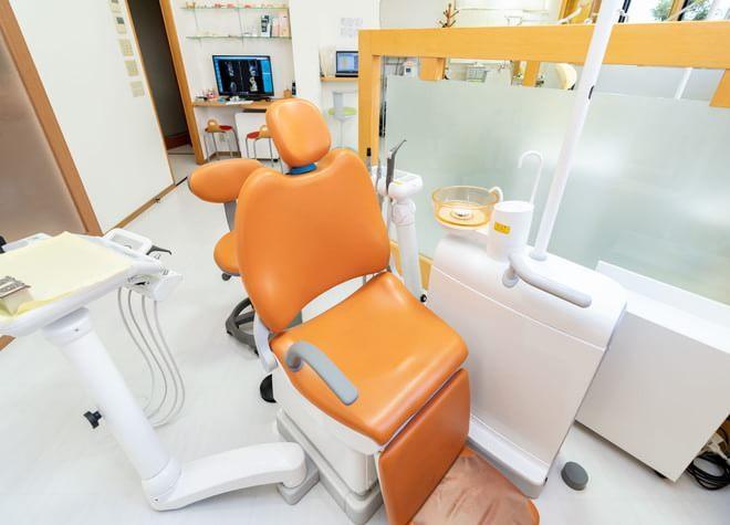 東海学園前駅 出口車 14分 増村歯科医院の治療台写真2