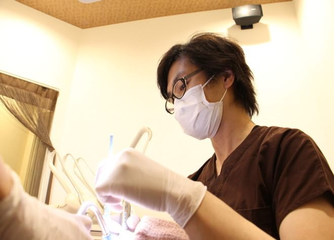 日本大通マリブ歯科の画像