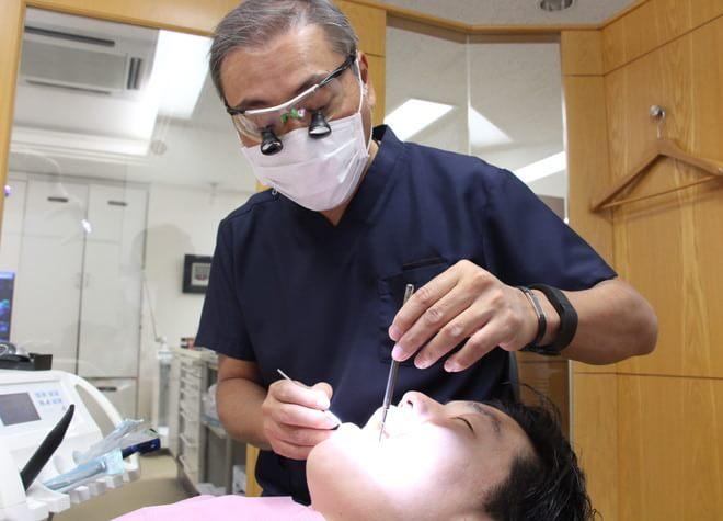 まるおか歯科の画像