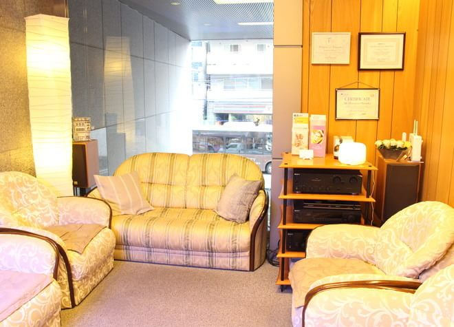 品川駅 高輪口徒歩12分 まるおか歯科の院内写真3