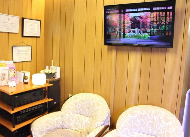 【品川駅 高輪口徒歩12分】 まるおか歯科の院内写真5