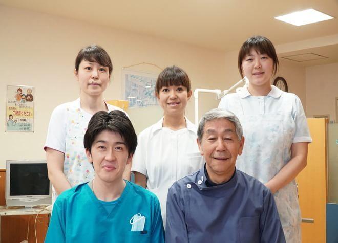 浅妻歯科医院の院長先生