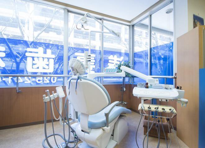 新潟駅 徒歩 7分 浅妻歯科医院の治療台写真6
