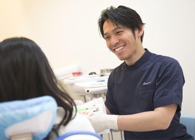 鈴蘭台駅出口車12分 井上歯科クリニックのスタッフ写真6