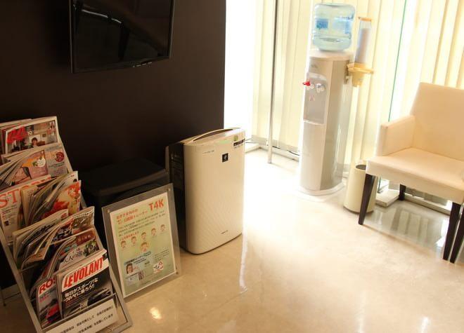 武蔵小金井駅 徒歩3分 秋澤歯科医院の院内写真3