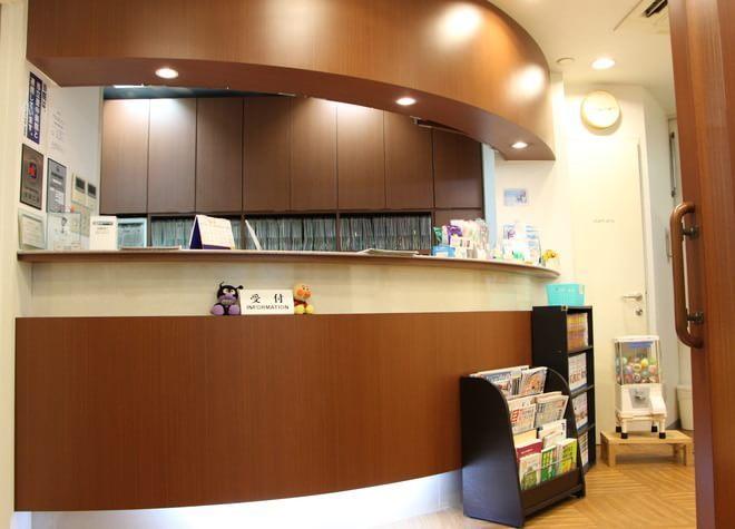 豊中駅 出口徒歩 3分 すぎもと歯科の院内写真3