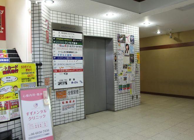 豊中駅 出口徒歩 3分 すぎもと歯科の外観写真7
