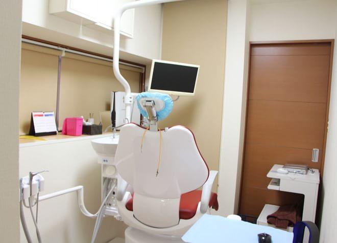南福岡駅 出口徒歩 14分 いこい歯科医院の治療台写真6