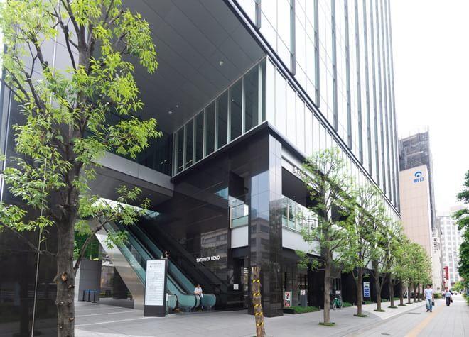 上野駅 1番出口徒歩 2分 K'sデンタルクリニックの外観写真2