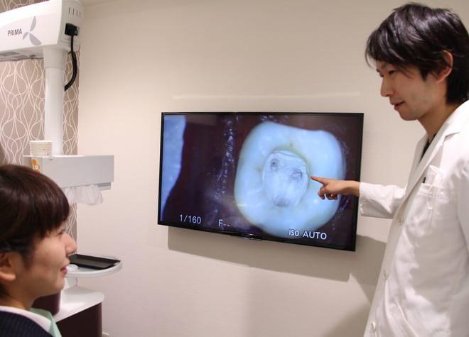 船堀駅 車12分 よつば歯科クリニックの写真2