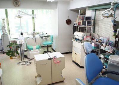 上野駅 東上野口 徒歩3分 上野昭和通り歯科医院の院内写真7