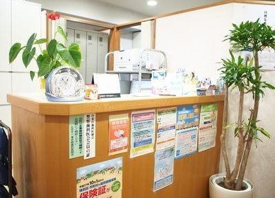 上野駅 東上野口 徒歩3分 上野昭和通り歯科医院の院内写真2
